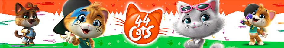 44 Cats wholesale