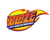 Bekleidung und Accessoires mit der originellen  Blaze und Monster-Maschien Lizenz Grohandel.