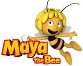 Kinderbekleidung mit der Biene Maja Lizenz