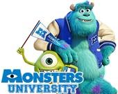 Die Monster Uni Großhandel.