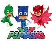 Pyjamahelden PJ Masks Bekleidung und Accessoires für Kinder Großhandel