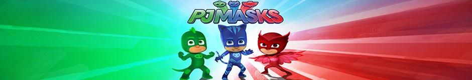 Großhandel für Pyjamahelden PJ Masks Kinderbekleidung und Accessoires.