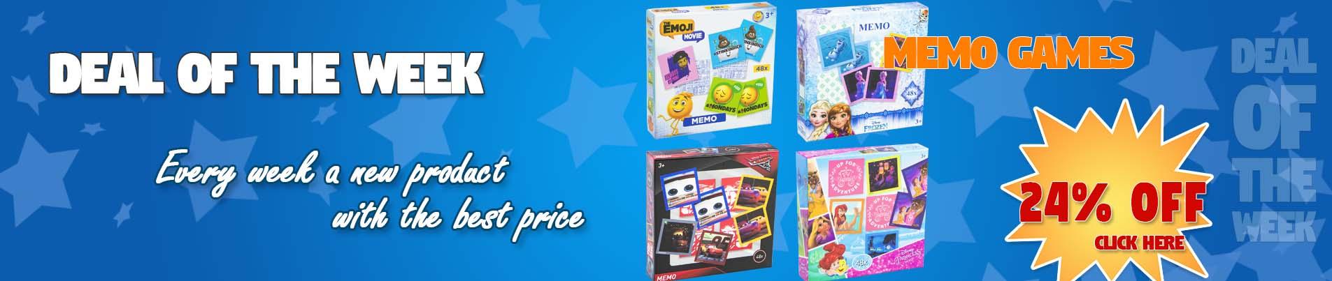 Disney-Memo-Spiele im Großhandel